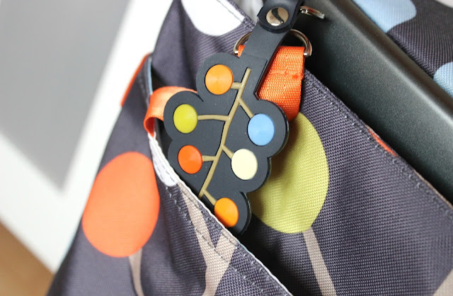 British designed Cosatto Fable Changing Bag