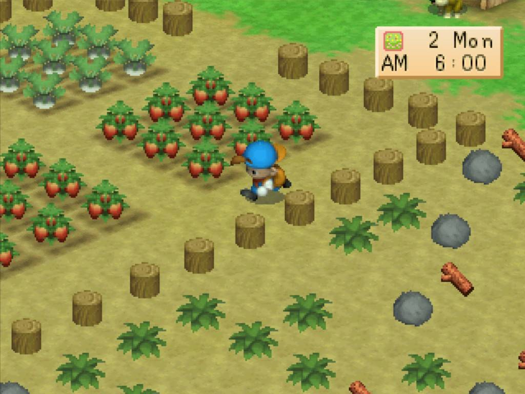 Harvest Moon Back To Nature Game - Free Download Full ...