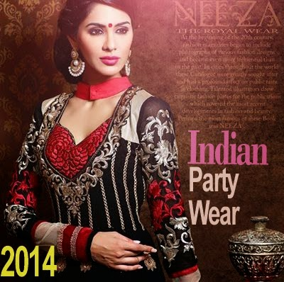 New Concept of Indian Party Wear Dresses
