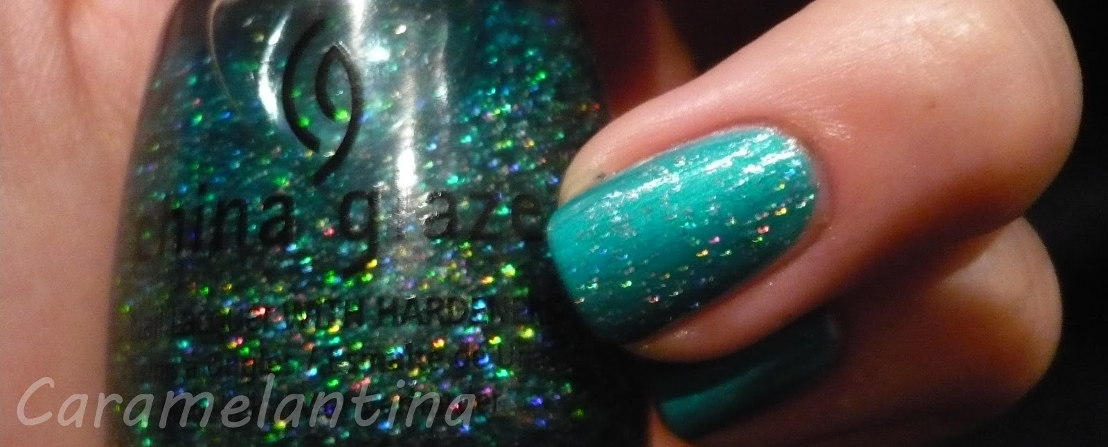China Glaze Atlantis, opiniones swatch review