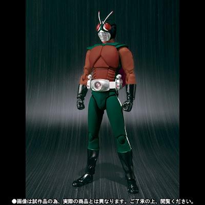 Bandai SH Figuarts Tamishii Exclusive Kamen Rider Skyrider Figure