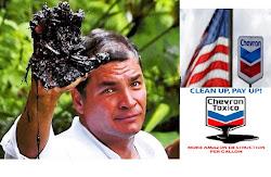 CHEVRON OCASIONA IMPACTO AMBIENTAL EN LA AMAZONIA DE ECUADOR