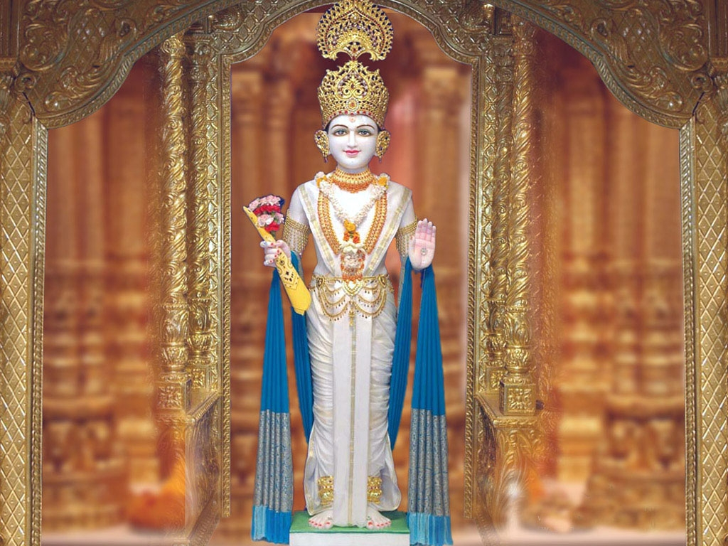 swaminarayan wallpaper for mobile