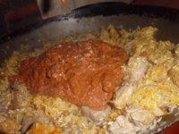 arroz con pimientos