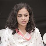 Nitya meenon Latest Photo Gallery in Salwar Kameez at New Movie Opening 35
