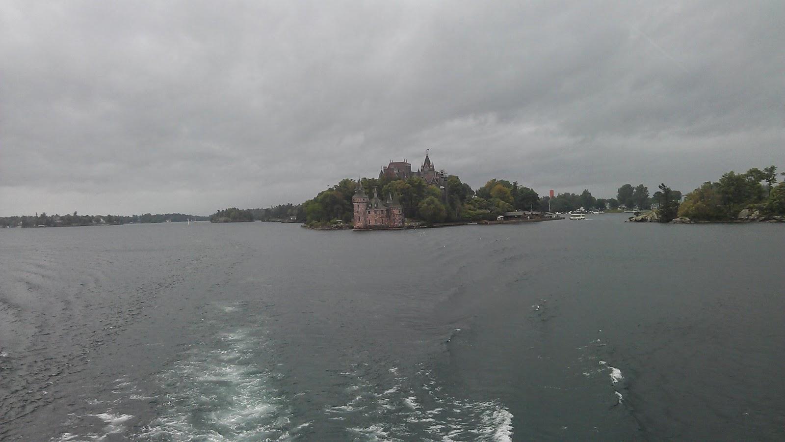 2012 Summer 美國加拿大東岸自駕行程∶千島湖遊記 (Thousand Island Lake)