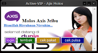 Inject Axis Molos 29 30 November-desember 2015