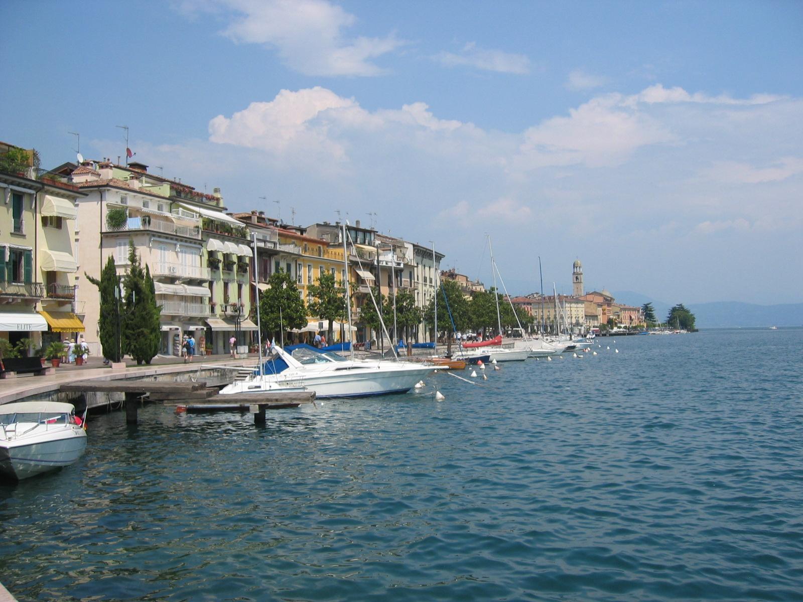 Salo Italy  City new picture : Viajar: Lago di Garda Italia