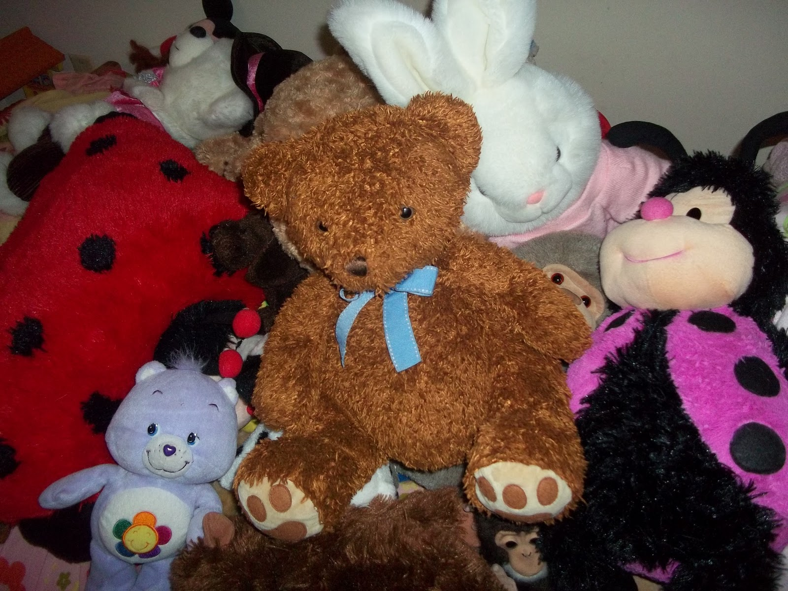 stuffed animal storage ideas