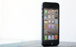 Harga iPhone 5 Black Market Turun