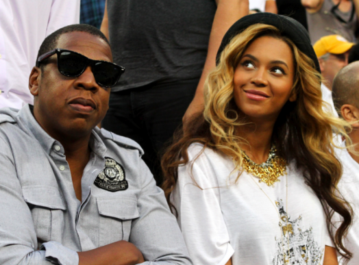 Jay z and Beyonce baby name Ivy Blue