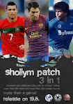 PATCH SHOLLYM 3in 1