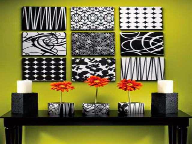 Diy home wall painting ideas tips for Diy wall mural ideas