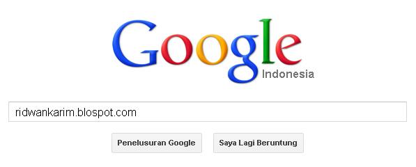 Sekilas Tentang Google