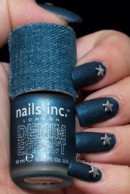 Nails Inc Denim Effect