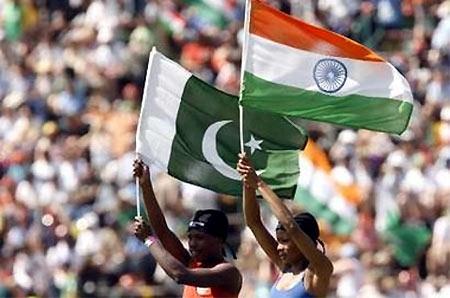 essay cricket match between india pakistan