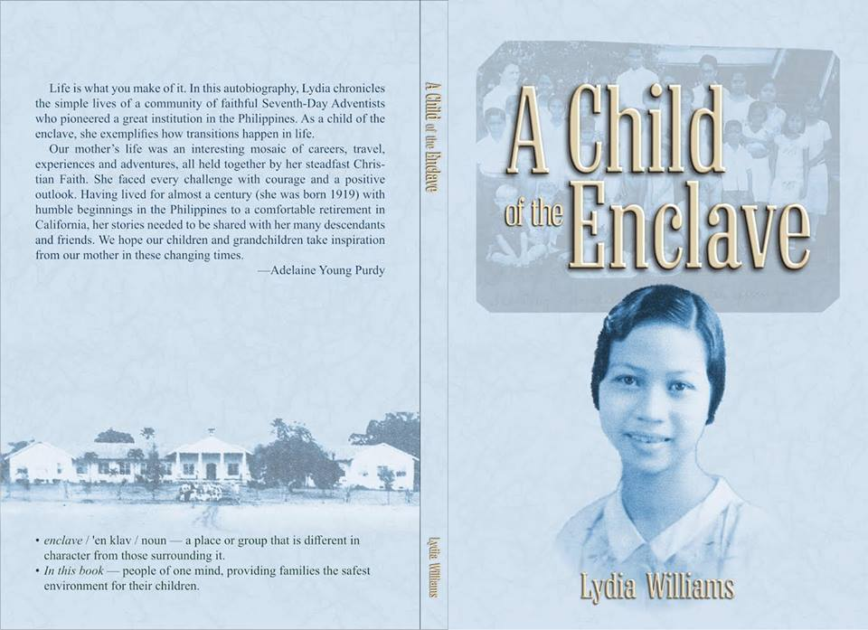 Lydia Cruz:  A Child of the Enclave