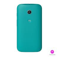 Moto E Turquoise
