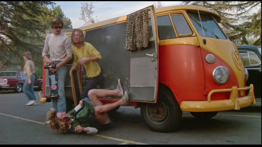 North Park Vw >> Filming Locations: Fast Times at Ridgemont High (1982)   San Fernando Valley Blog