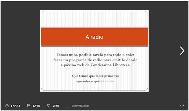 A radio: cidadanía informada=cidadanía responsábel
