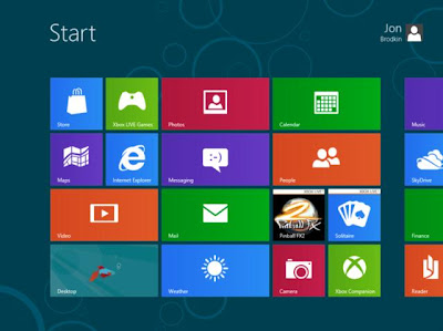Download Windows 8 Consumer Preview Full Version