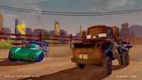 cars 2 video del juego
