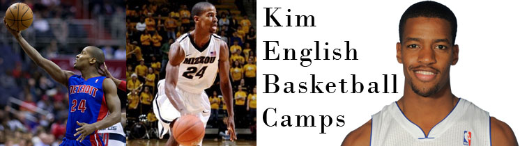 Kim English Basketball Camps