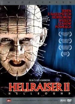 Ma Đinh 2 - Hellbound: Hellraiser II (1988) Poster