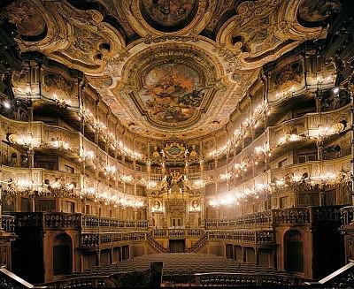 The Bricoleur theatre in England