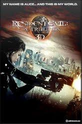 Resident Evil 5:Venganza(2012)