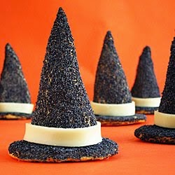 Witch Hat Appetizers