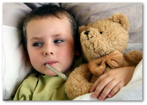 Intrebari si raspunsuri despre febra