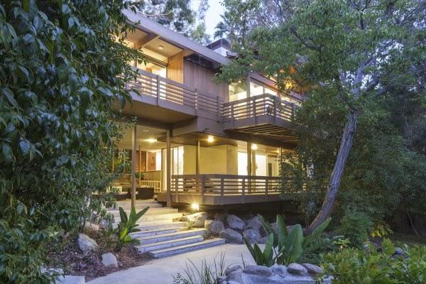 Strimling Residence :: Ray Kappe