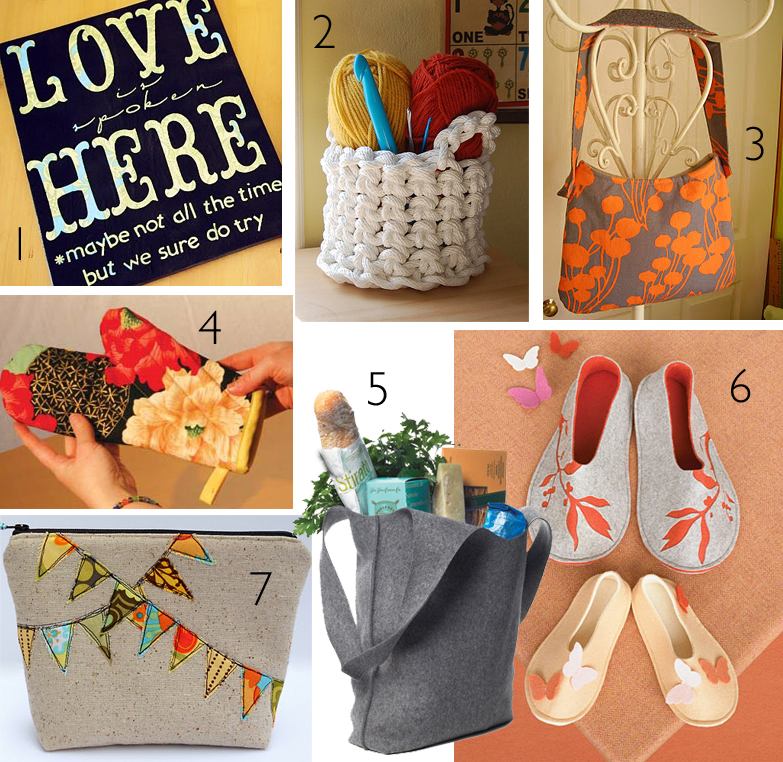 The How-To Gal: DIY Christmas Gift Guide: MOM/GRANDMA/SISTER/AUNT