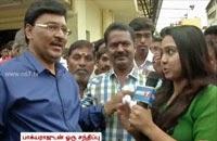 Interview with Actor Bhagyaraj about Thunai Mudalvar film 04-12-2014