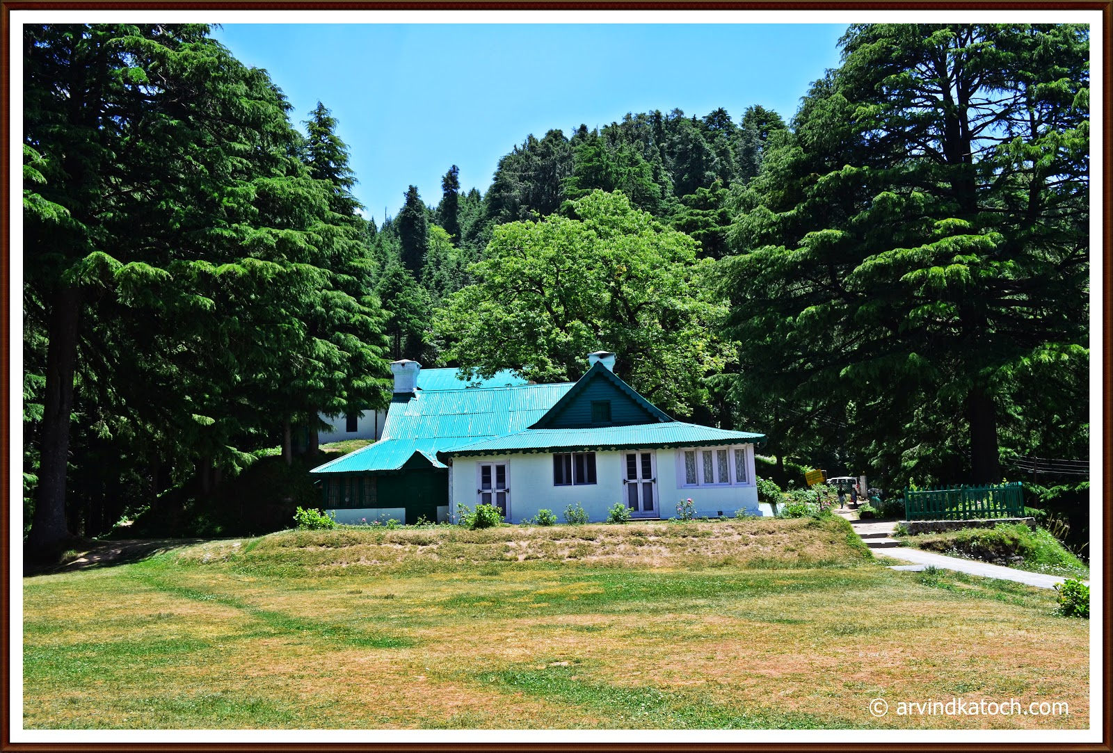 Kalatop, British style, Home, Forest, Dalhousie,