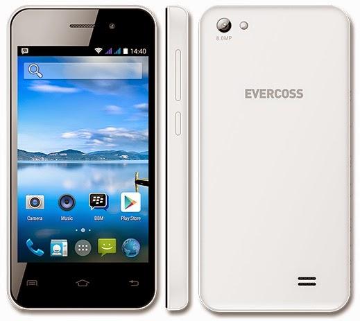 Evercoss A7E Smartphone Android Murah Rp 900 Ribuan