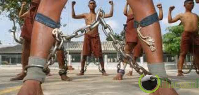 Penjara Bang Kwang di Thailand