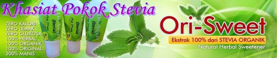 KHASIAT POKOK STEVIA