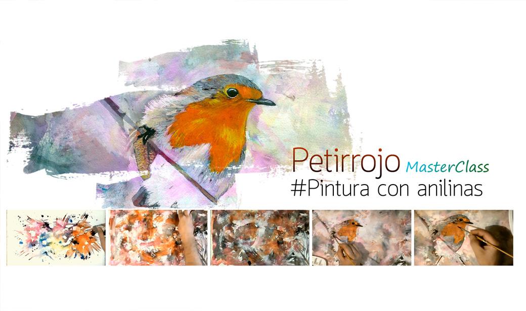 petirrojo-masterclass-acuarela-carolum-art