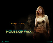 House of Wax seems to be very strange and something is wrong in this town.