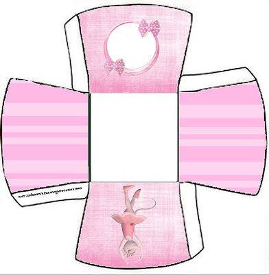 Cajitas imprimibles gratis de Angelina Ballerina. | Ideas y material ...