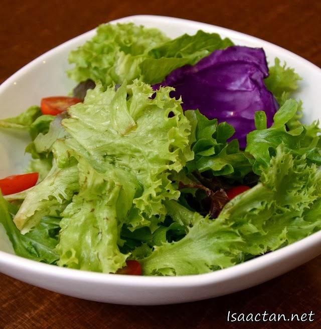 #2 Blueberry / Mandarin Salad - RM15.90