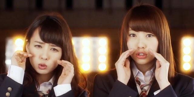 PV Heart Sakebu NMB48 Type B
