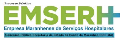 Apostila Concurso Empresa Maranhense de Serviços Hospitalares do Maranhão  - EMSERH (MA), edital 2015.