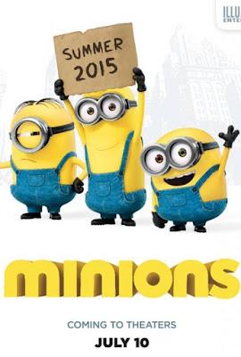 Minions 2015 HDRIp 480p 250mb ESub