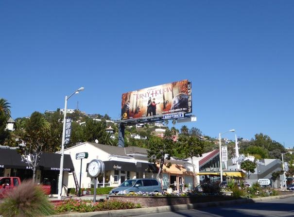 Turkey Hollow TV movie billboard
