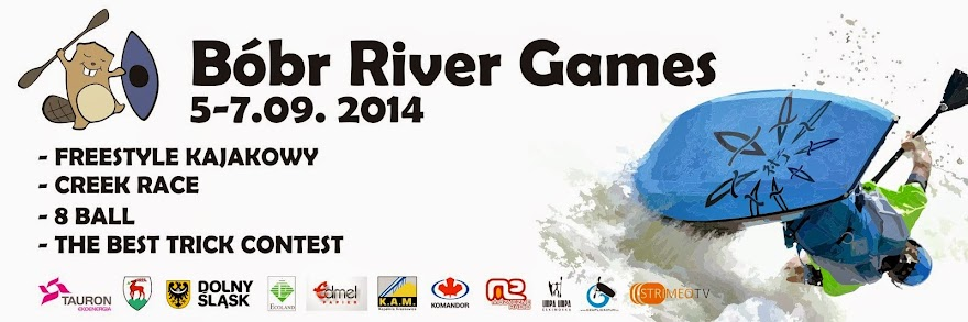 Bóbr River Games