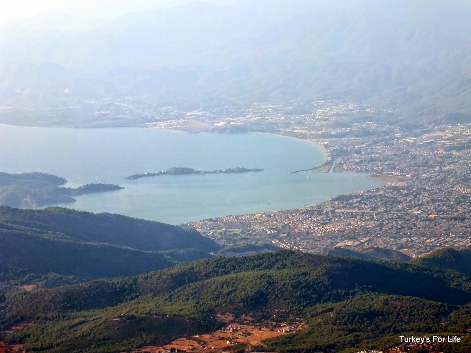 Fethiye Views From Babadağ Mountain