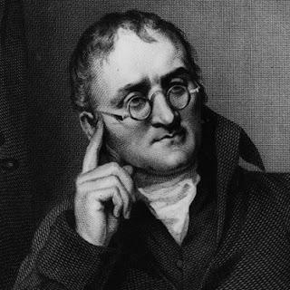 John Dalton, Pencetus Teori Atom